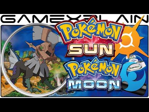 Pokémon Sun & Moon Analysis Part 1 -  New Pokémon, Zygarde Cube, Poké Finder, & More!