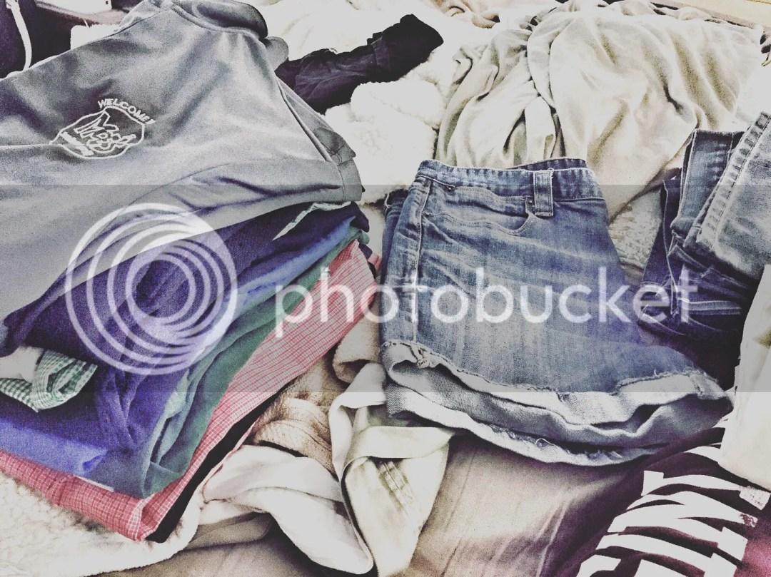 nope. laundry.