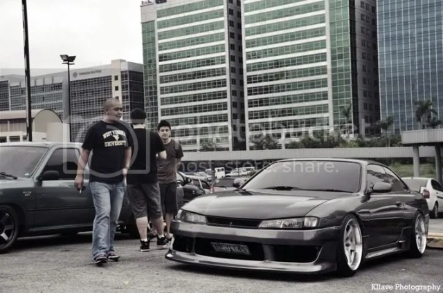 Kevin Carlos' S14 Stance Pilipinas Manila Fitted at Custom Pinoy Rides