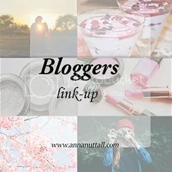 Blogger's Linkup