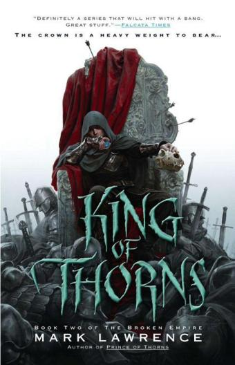 Mark Lawrence: King of Thorns (The Broken Empire #2)   eBook [EPUB MOBI]