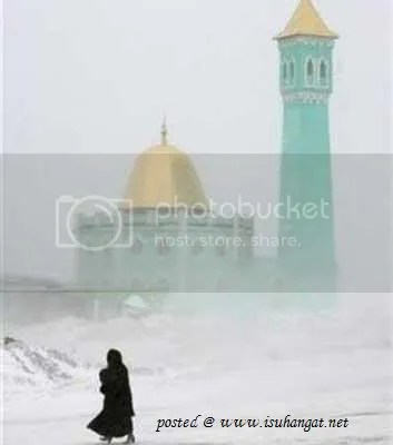 Masjid di kutub utara
