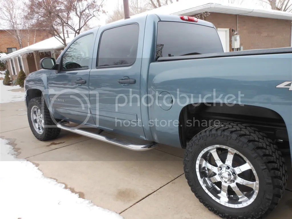 SilveradoSierra com     OFFICIAL Leveling kit picture info thread     Image