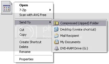 5 cách gửi file EXE qua Gmail và Yahoo! Mail
