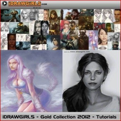704a33dd6fadb898ba0f610b9612a917 iDRAWGiRLS : Gold Collection 2012 Tutorials
