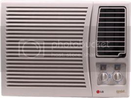 An LG aircondition comes with a free LG microwave oven for the low price of Php 11, 995.