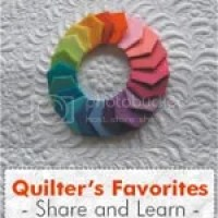 Quilters Favorites - Thread and batting and fabric ... Oh My !