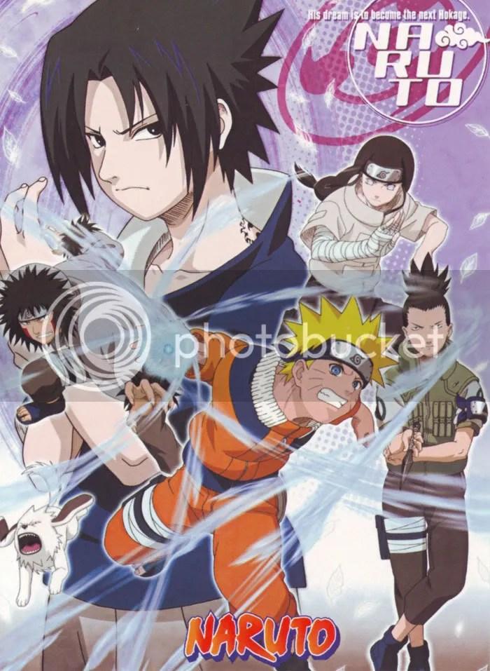 Naruto 6ª Temporada Torrent - BluRay 720p Dual Áudio (2005)