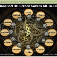 tropical fish 3d screensaver 1.2 serial number
