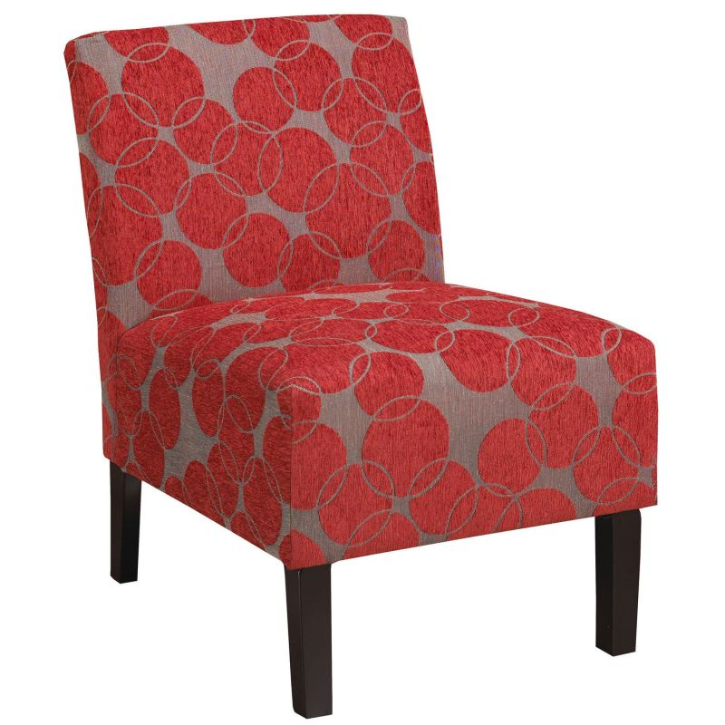 Large Of Red Accent Chair