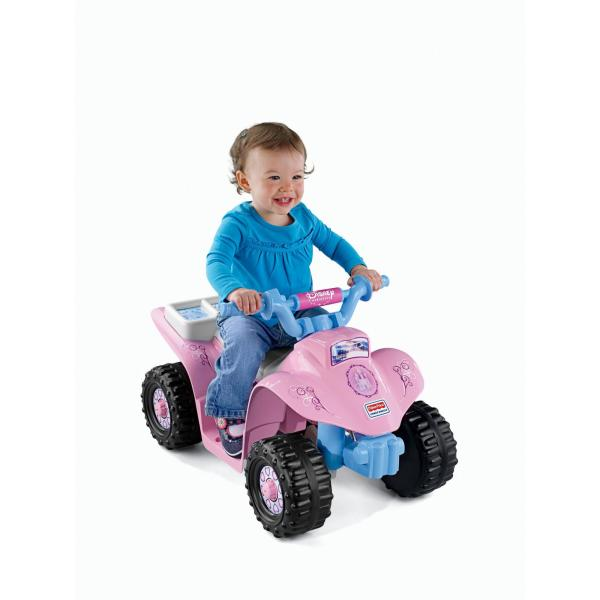 power wheels 6 volt battery charger WalMart   Wishmindr  Wish List App Power Wheels Disney Princess Lil  Quad 6 Volt Battery Powered Ride On