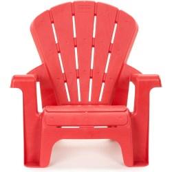 Little Tikes Garden Chair Red Walmart Com