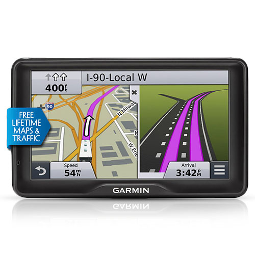Garmin RV 760LMT 7  RV GPS and Travel Planner with Lifetime Map and     Garmin RV 760LMT 7  RV GPS and Travel Planner with Lifetime Map and Traffic  Updates