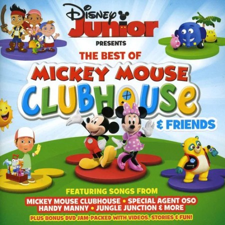 Disney Junior Best Of Mickey Mouse Clubhouse Various Com