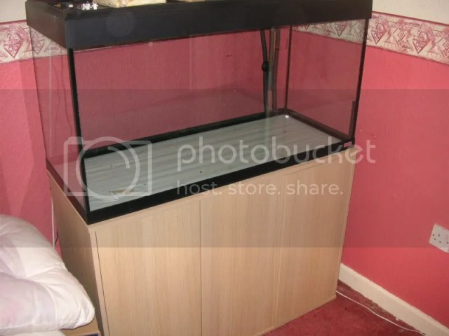 Rovertech.net ? View topic   Fluval 3ft fish tank cabinet extras