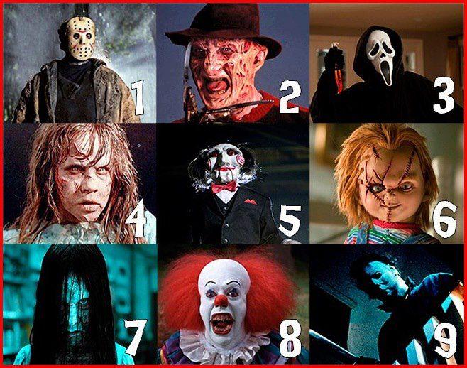 Imagem Vote No Seu Filme De Terror Favorito