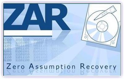 Zero Assumption Recovery 10.0.160 Technician Edition Portable