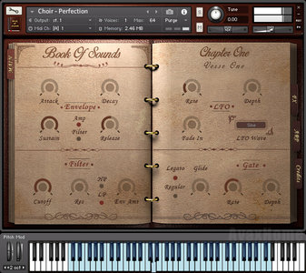 BigWerks Book of Sounds - KONTAKT