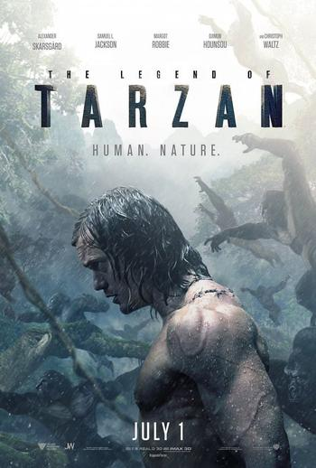 The Legend of Tarzan (2016) 1080p BDRip x264 AC3.5.1-Hon3y