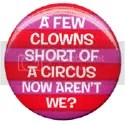 Few Clowns Short