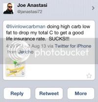 Joe tweet