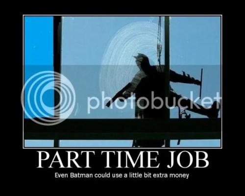 Kiat Mencari Kerja Sambilan (Part-Time)