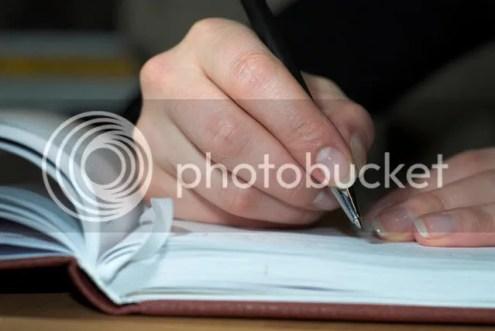 Keuntungan menulis jurnal diary