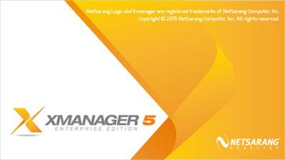 NetSarang Xmanager Enterprise 5 Build.0973