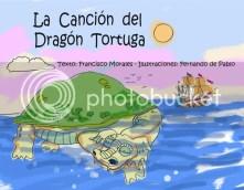 portada de la Canción del Dragón Tortuga