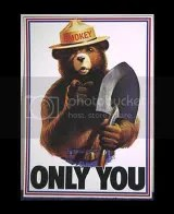 Smokey Bear, ONLY YOU photo p1985a1.jpg