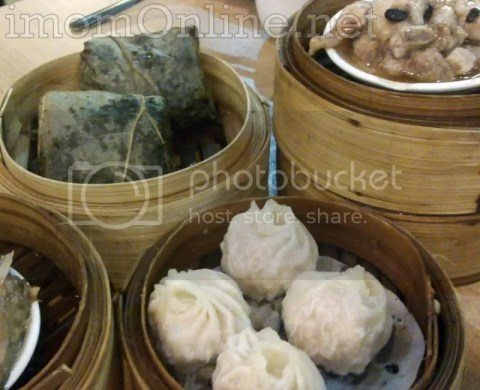 Causeway Restaurant dimsum promo Spareribs, xiao long pao, machang