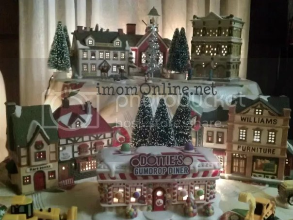 christmas decor ideas christmas village