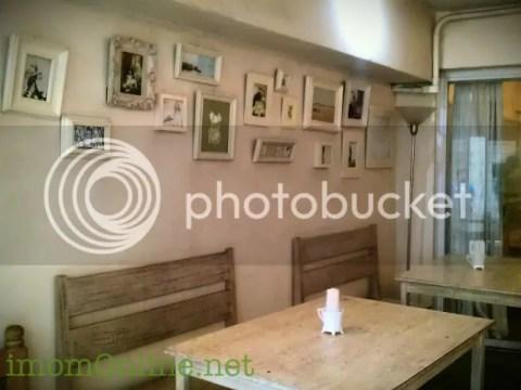 Nomnomnom Happy Food vegetarian restaurant wall frames