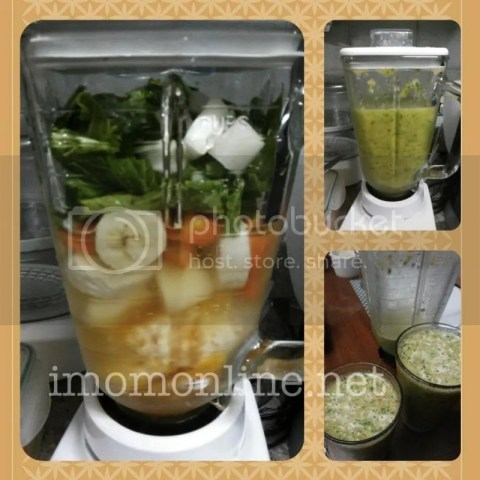 healthy smoothies green smoothie