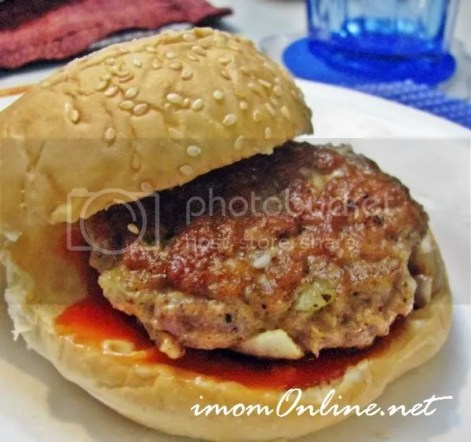 juicy mustard burgers recipe