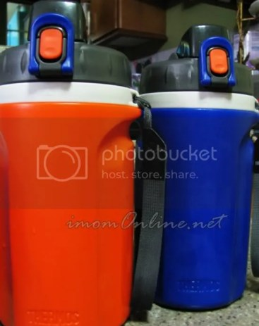 Thermos water jugs