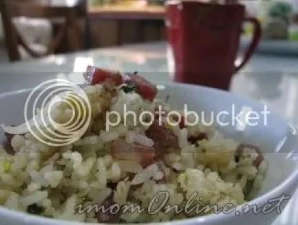 fried rice recipe chao fan