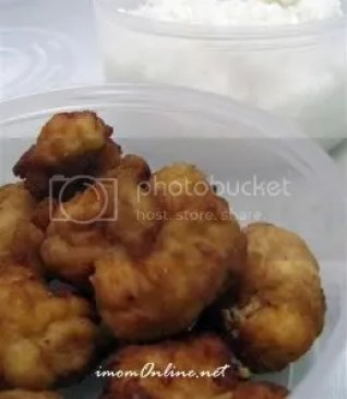homemade chicken nuggets recipe lunch box