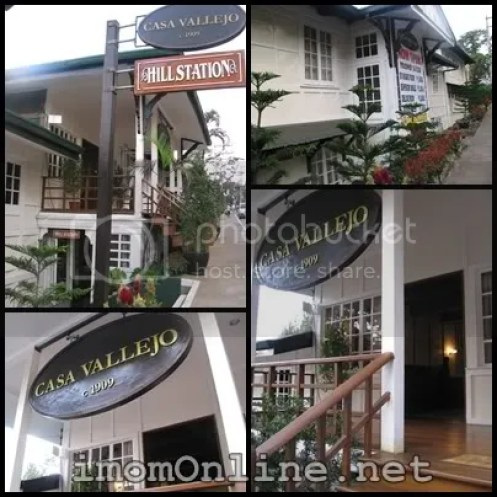 Hill Station Restaurant Casa Vallejo Baguio CIty