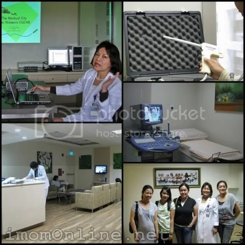 The Medical City women's health care center director Dr. Lyra Chua