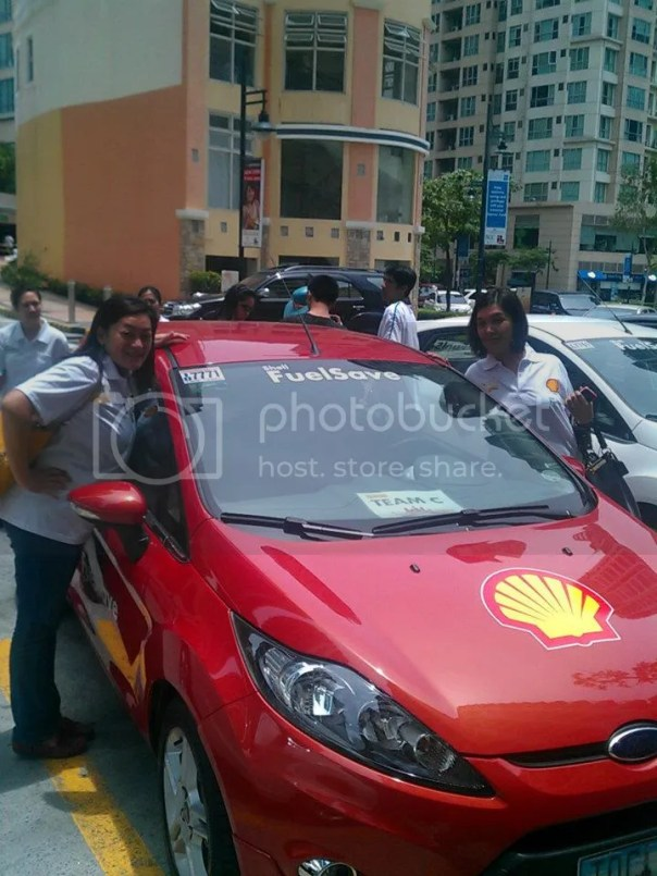 Shell FuelSave Driving Challenge. Team C!