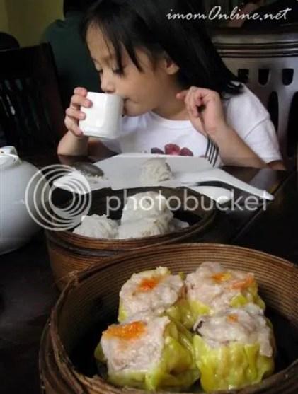Binondo Trip Ying YIng Tea house siomai xiao long bao