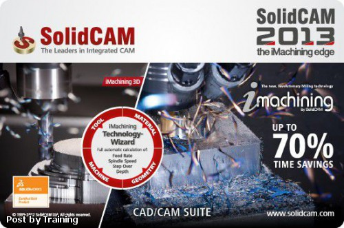 Solidcam 2013 SP2 (x86/x64) Full Download Crack / Keygen
