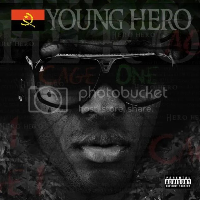 Cage - Angolan young Hero