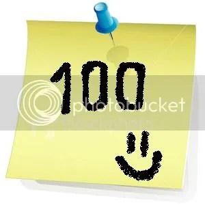 Post 100