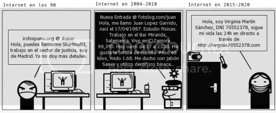 Eras da Internet