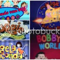 Nostalgie: 21 Kinderprogramma's Die Je Waarschijnlijk Vergeten Bent