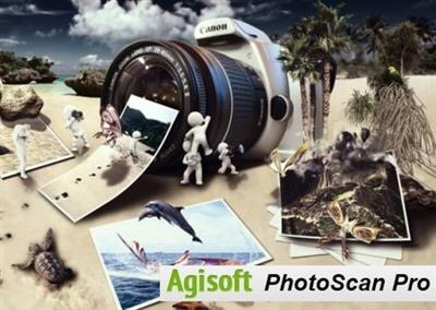 Agisoft PhotoScan Professional 1.2.5 Build.2678