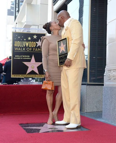 SteveHarveyHonoredHollywoodWalkFameqAaay22A3o3l FAB Photos: Steve Harvey gets his star on the Hollywood Walk Of Fame