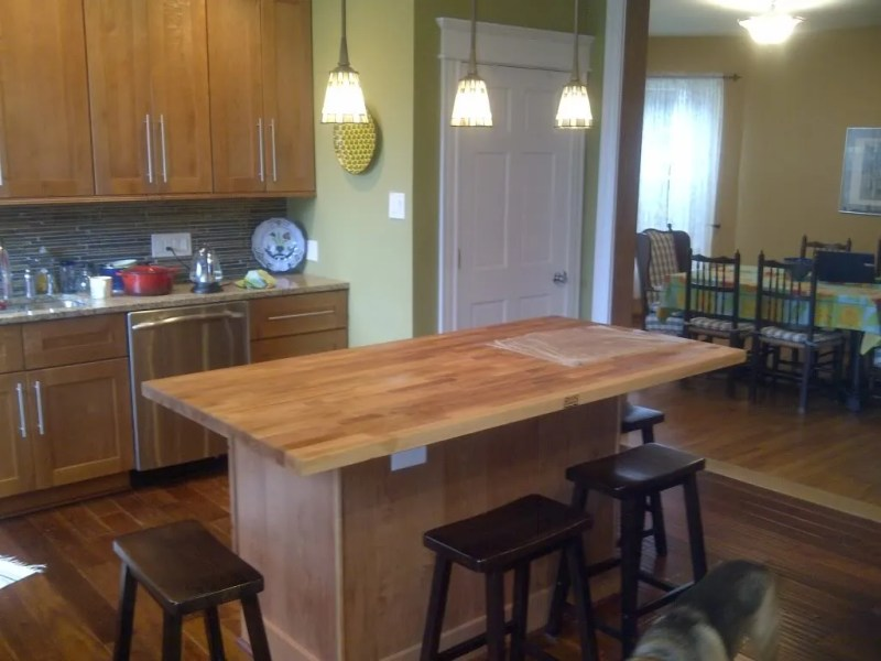 Large Of Dual Kitchen Islands